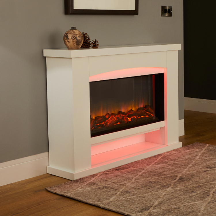 Duggleby Electric Fireplace Suite Endeavour Fires And