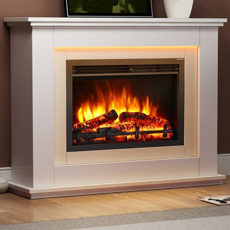Castleton Electric Fireplace Suite Endeavour Fires And