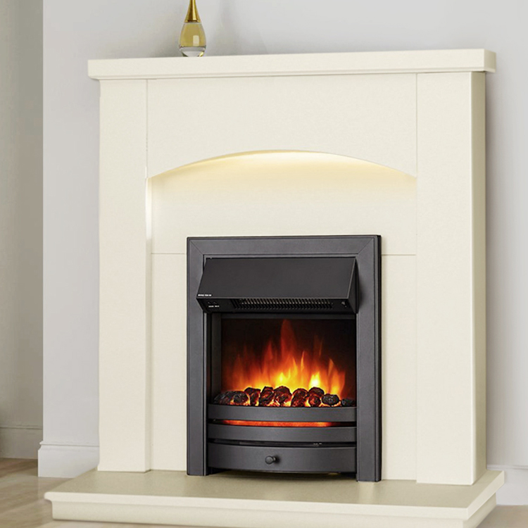 Cayton Electric Fireplace Suite - Endeavour Fires and ...