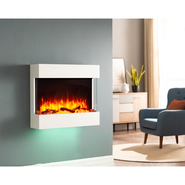 Haxby Wall Mounted Fire